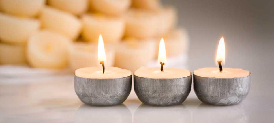 یک نوع شمع وارمر