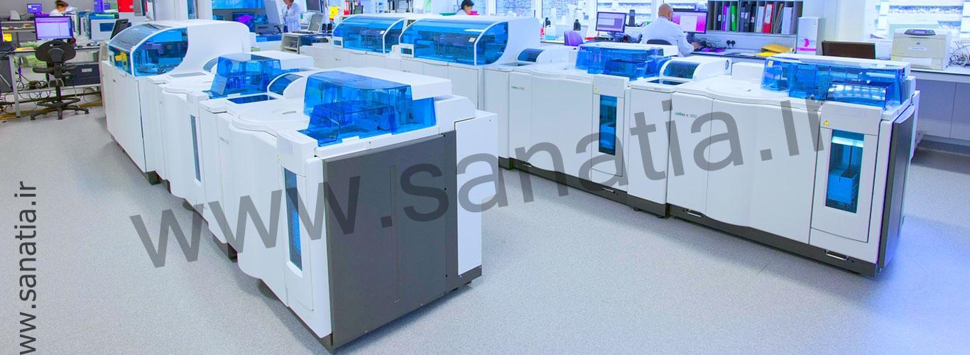 استفاده از پارافین گرانولی در آزمایشگاه های پاتولوژی به صورت مرتب انجام می پذیرد
